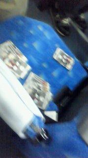 『バスの中で』